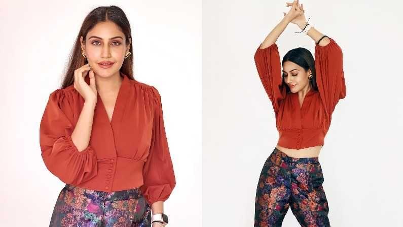'नागिन 5'मध्ये बानीच्या भूमिकेत दिसणारी अभिनेत्री सुरभी चंदना (Surbhi Chandna) सोशल मीडियावर कायमच अॅक्टिव्ह राहिली आहे. अभिनेत्री आपल्या ग्लॅमरस फोटोंद्वारे चाहत्यांची मने जिंकत असते.