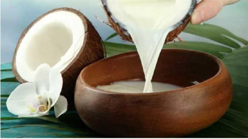 केस गळतीपासून मुक्त होण्यासाठी आपण नारळ तेल वापरू शकता. यासाठी, आपल्याला एवोकॅडोमध्ये मॅश केलेले केळी घालावे लागेल आणि हे हेअर मास्क लावल्यानंतर केसांच्या समस्यांपासून मुक्तता मिळेल.