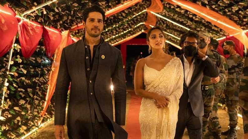 धर्मा प्रोडक्शन्स आणि काश एंटरटेन्मेंट यांनी संयुक्तपणे बनवलेला चित्रपट 'शेरशाह' 12 ऑगस्ट 2021 रोजी 240 देश आणि प्रदेशात अॅमेझॉन प्राइम व्हिडिओवर प्रदर्शित होईल.
