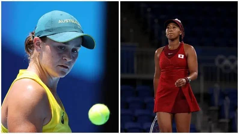 या दोघी खेळाडू म्हणजे जागतिक टेनिस विश्वातील नंबर एकची ऑस्ट्रेलियन टेनिसपटू ऍश्ले बार्टी (ashleigh barty) आणि नंबर दोनची जपानी टेनिसपटू नाओमी ओसाका (Naomi Osaka) आहे.