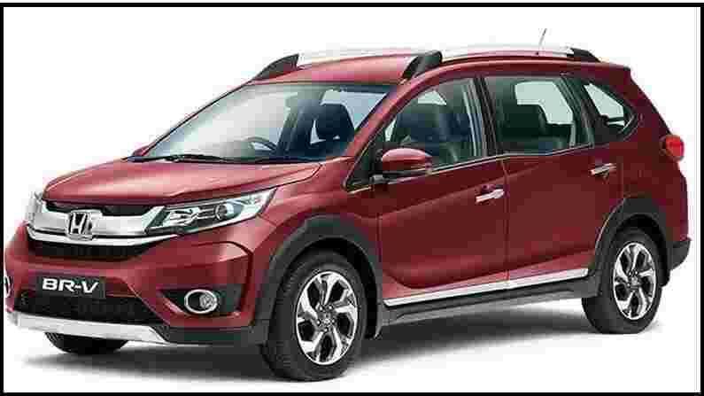 Honda BR-V - यावर्षी याची विक्री झाली नाही परंतु गेल्या वर्षी एकूण 60 युनिट्सची विक्री झाली.