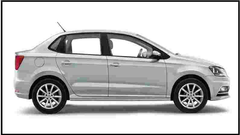 Volkswagen Ameo - मागील वर्षी या कारच्या एकूण 173 कारची विक्री झाली परंतु यावर्षी अद्यापपर्यंत एकही कार विकली गेली नाही.