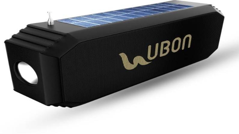 Ubon SP 40 Bluetooth solar charge speaker