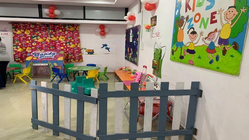 या पोलीस स्टेशनमध्ये बच्चे कंपनी आता हौशीनं येणार आहेत. कारण बर्डी पोलीस स्टेशनमध्ये लहान मुलांसाठी बालस्नेही कक्ष उभारण्यात आलाय.