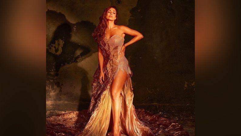मलायका अरोरा स्वतः एक मॉडेल आहे आणि तिनं 'सुपर मॉडेल ऑफ द इयर 2' साठी एक मॉडेल लूक देखील दिला आहे.