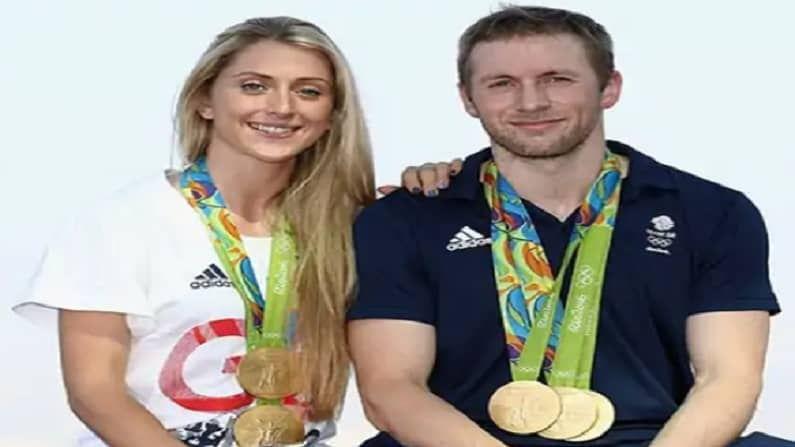 लारा आणि जेसन केनी दोन्ही ब्रिटनचे सायकलिस्ट असून दोघेही नवरा-बायको आहेत. दोघांनी आतापर्यंत मिळून 10 सुवर्णपदक जिंकले आहेत.