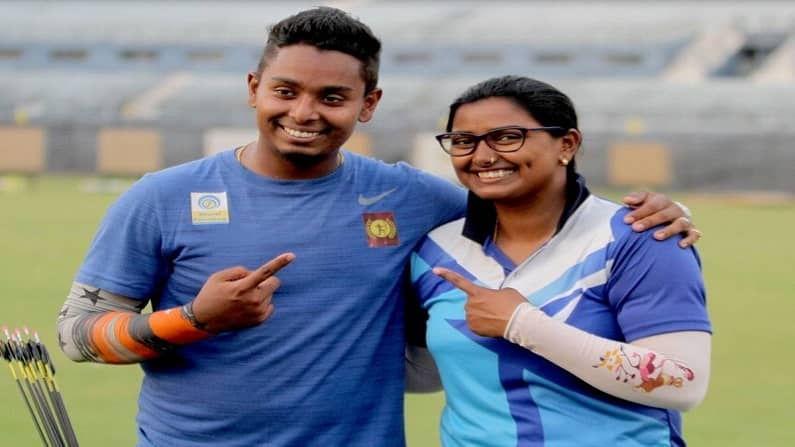 टोक्यो ओलिम्पिकमध्ये जाण्यापूर्वी 2020 मध्येच  लग्नबंधनात अडकलेली भारताची तिरंदाज जोडी दीपिका कुमारी आणि अतनु दास भारताची अव्वल दर्जाची तिरंदाज जोडी आहे.