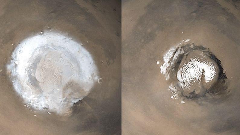 """प्लॅनेटरी सायन्स इंस्टीट्यूटचे संशोधक इसाक स्मिथ म्हणाले, """"2018 मध्ये युरोपीय अंतराळ संस्थेच्या मार्स एक्सप्रेसवर असलेल्या MARSIS च्या माहितीतून मंगळावरील पाण्याच्या अस्तित्वावर प्रश्नचिन्हा उभं राहिलंय."""