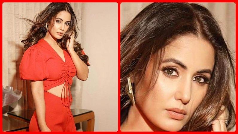 जेव्हा फॅशन आणि स्टाईलचा प्रश्न येतो तेव्हा प्रसिद्ध टीव्ही अभिनेत्री हीना खान नेहमीच प्रत्येकाच्या नजरेस येते.