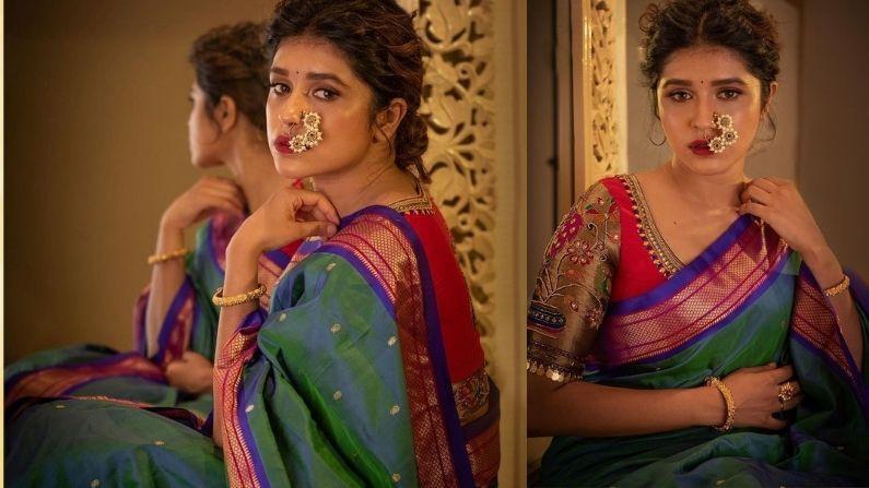 आपल्या दिलखेच अदांनी चाहत्यांना घायाळ करणारी अभिनेत्री संस्कृती बालगुडे (Sanskruti Balgude) हिचे नवे फोटो सोशल मीडियावर धुमाकूळ घालत आहेत.