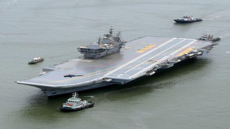 केरळच्या कोची इथे भारतीय नौदलाच्या शिपयार्डमध्ये विक्रांतची निर्मिती करण्यात आली आहे. सध्या इथे 48 जहाज आणि पाणबुड्यांच्या निर्मितीचं काम सुरू आहे.