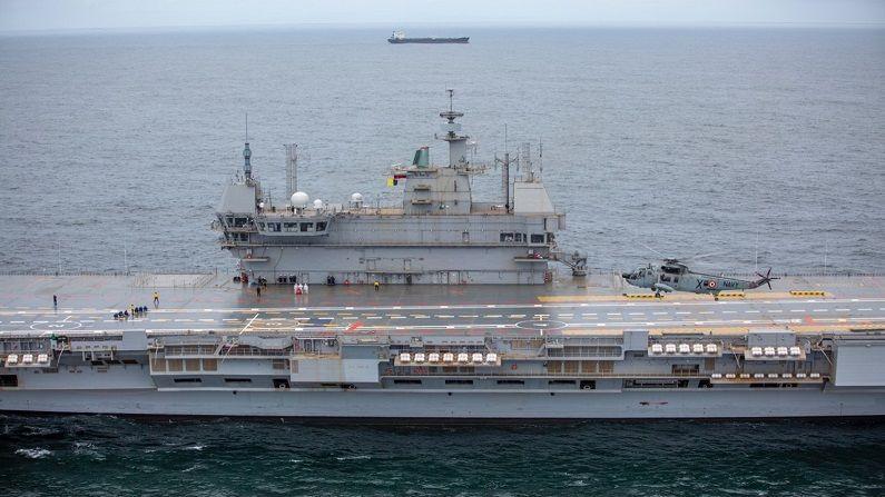 IAC विक्रांत युद्धनौकेत 75 टक्के उपकरणं स्वदेशी आहेत. सोबतच विक्रांतच्या निर्मितीमध्ये अनेक भारतीय कंपन्यांची मदत घेण्यात आली आहे.