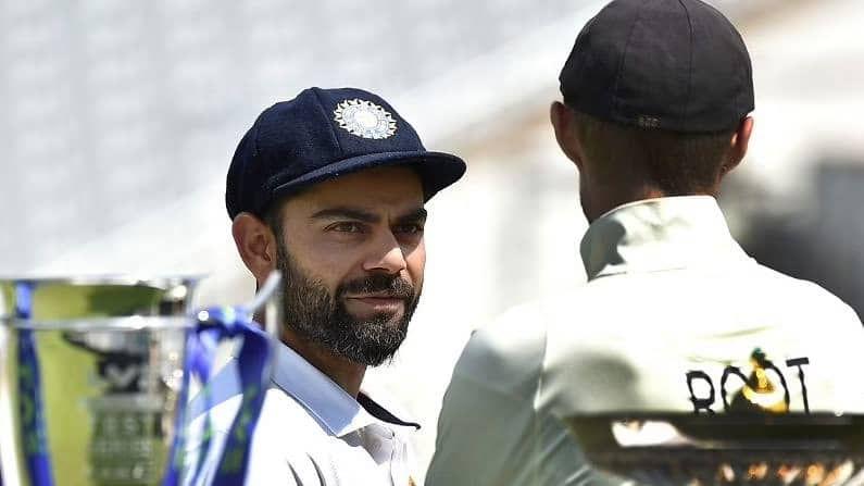 नॉटिंघम येथील पहिल्या कसोटीत भारतीय कर्णधार विराट पुन्हा एकदा नाणेफेक हारला. विराट  62 व्या वेळेस भारतीय संघाचा टेस्ट कर्णधार असून 35 व्या वेळेस तो  नाणेफेकीत पराभूत झाला आहे. यासोबतच सर्वाधिक वेळा कसोटी सामन्यांत टॉसमध्ये पराभूत होणारा भारतीय कर्णधार बनला आहे.
