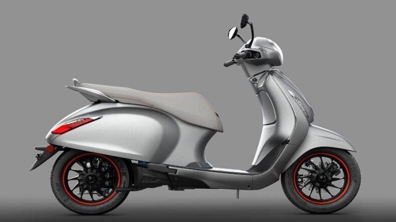 Bajaj Chetak e scooter booking started online