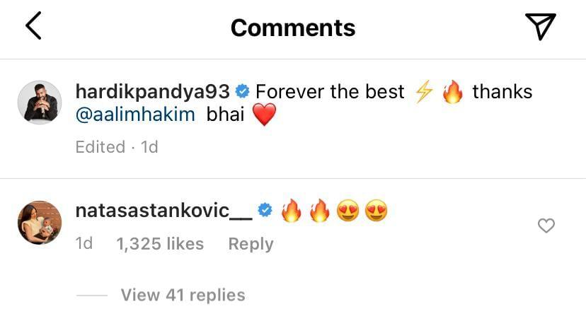 natasha comment