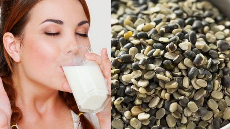 जर तुम्ही उडदाची डाळ खाल्ली असेल तर त्यानंतर कधीही दूध पिऊ नका. याशिवाय मुळा, अंडी, मांस खाल्ल्यानंतर दूध पिऊ नये. यानंतर, दूध प्यायल्याने पचन प्रक्रिया बिघडते.
