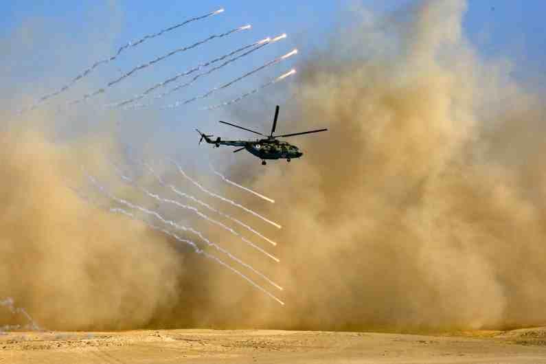 अफगाणिस्तान-जी जगाची कायम युद्धभूमी राहीला.
