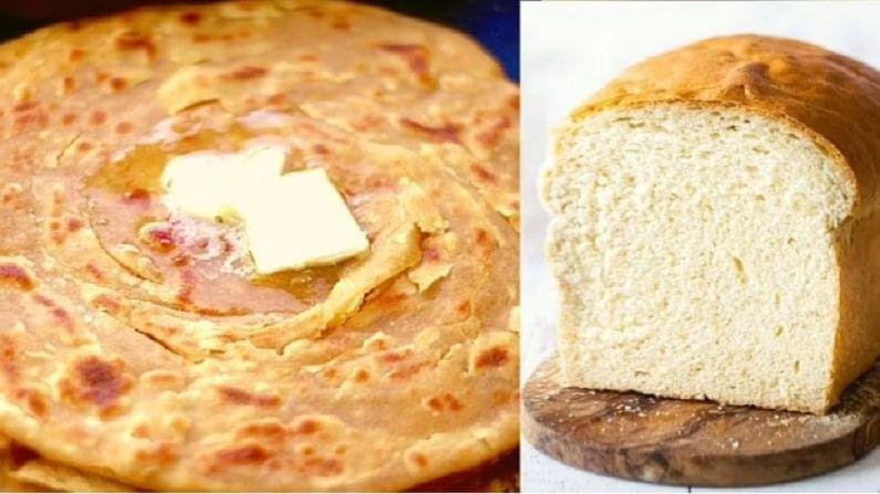 पराठा आणि ब्रेड हा असाच एक नाश्ता आहे. जो सकाळी बहुतेक घरांमध्ये खाल्ला जातो. पण तेलकट असल्याने सकाळी पराठा खाणे आरोग्यासाठी चांगले मानले जात नाही. त्याच वेळी, ब्रेडमध्ये भरपूर कार्बोहायड्रेट असते. त्यामुळे पचन अन्नात त्याची गणना होत नाही. सकाळी असा नाश्ता केल्याने पोटात गॅसची समस्या वाढते. म्हणून, सकाळी निरोगी नाश्ता केला पाहिजे.