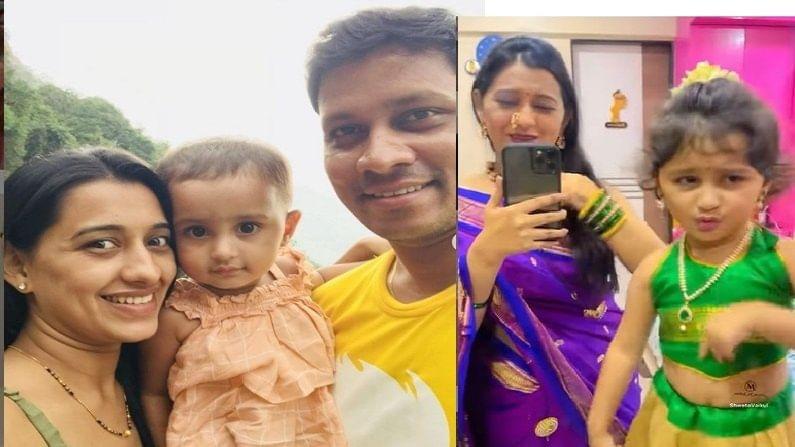 मायरा वायकुळ आपल्या कुटुंबासोबत मुंबईत राहते. तिची आई तिचे सोशल मीडिया अकाऊण्ट सांभाळते. फक्त मायराच नाही, तर तिची आई श्वेता वायकुळचेही हजारो फॉलोअर्स इन्स्टाग्रामवर आहेत. (सर्व फोटो :  _world_of_myra_official इन्स्टाग्राम अकाऊण्ट)
