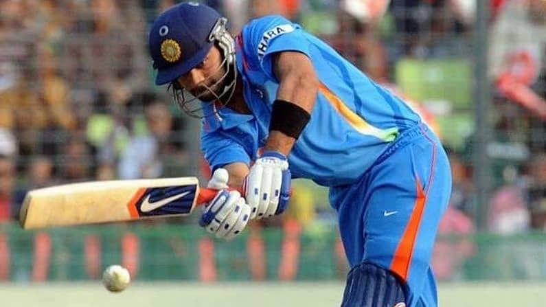 एकदिवसीय सामन्यात उत्तम कामगिरीनंतर विराटने टी20 संघातही स्थान मिळवलं. 12 जून 2010 रोजी झिम्बाब्वे दौऱ्यावर कोहलीने पहिली टी-20 मॅच खेळत 21 चेंडूत नाबाद 26 धावा केल्या. ऑक्टोबर 2012 मध्ये श्रीलंका संघाविरुद्ध विराटने पहिले टी-20 अर्धशतक ठोकले. त्याने 48 चेंडूत 68 धावा केल्या.