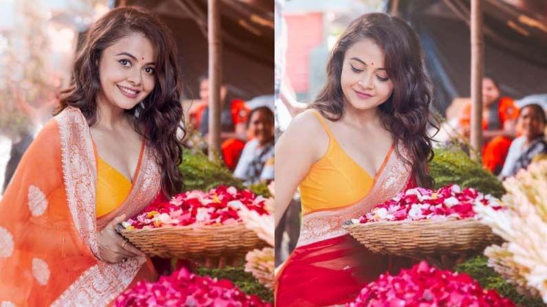 देवोलीना भट्टाचार्य (Devoleena Bhattacharjee) टीव्हीच्या प्रसिद्ध अभिनेत्रींपैकी एक आहे. 22 ऑगस्ट रोजी अभिनेत्री आपला वाढदिवस साजरा करते. देवोलीना भट्टाचार्य यांनी बऱ्याच काळापासून आपल्या अभिनयाने प्रेक्षकांची मने जिंकली आहेत. ती आजही घरोघरी 'गोपी बहू' या नावाने प्रसिद्ध आहे. देवोलीना भट्टाचार्य यांच्या वाढदिवसानिमित्त, आम्ही तुम्हाला तिच्या आयुष्याशी आणि कारकीर्दीशी संबंधित खास गोष्टींबद्दल सांगणार आहोत.