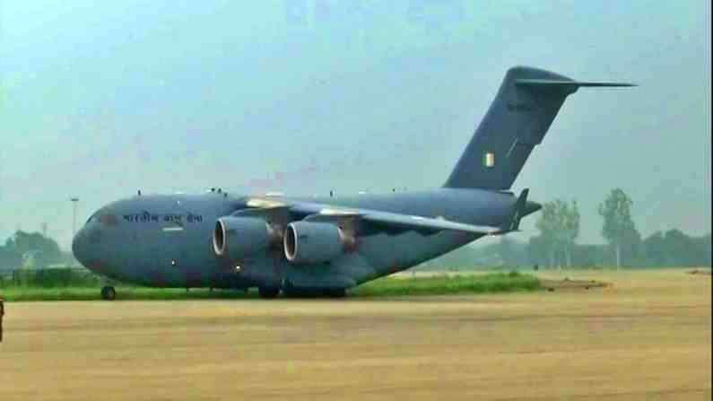 शनिवारी (21 ऑगस्ट) 87 भारतीयांसह एअर इंडियाच्या एका विमानाने उड्डान घेतलं.