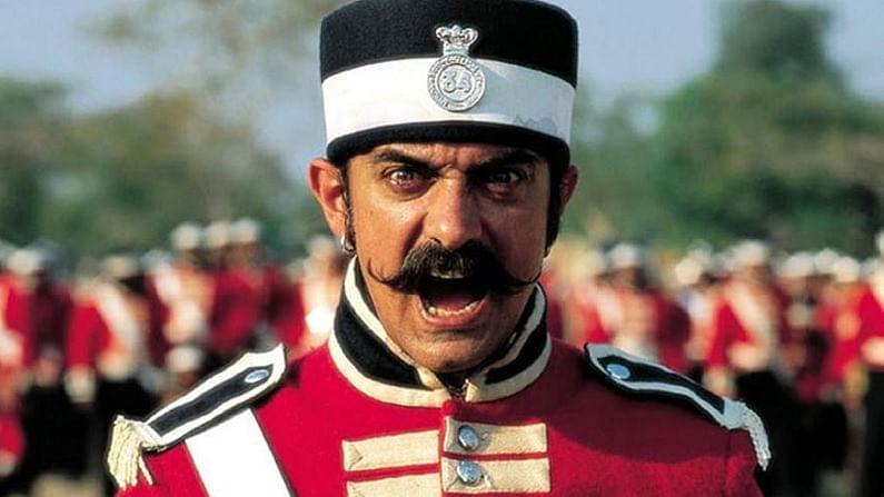 मंगल पांडे- या चित्रपटात मंगल पांडेची अफगाणिस्तानातील लढाई दाखवण्यात आली आहे.