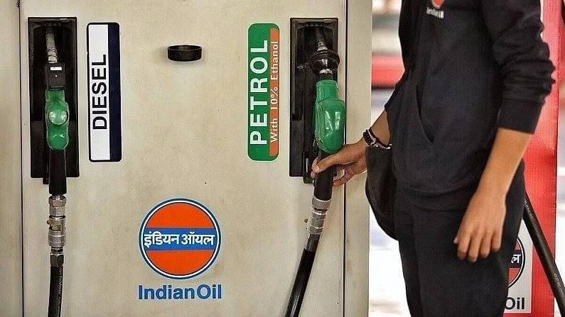 पेट्रोल-डिझेल दर