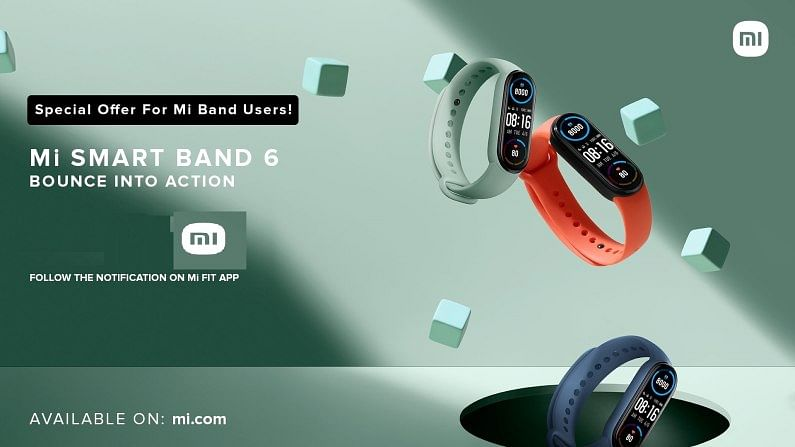 Mi Band 6 launches in India with 30 fitness modes, SpO2 monitoring feature, price ...