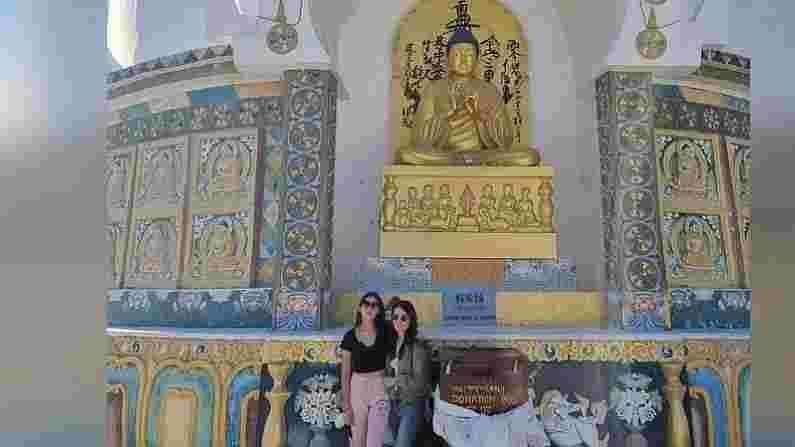 सारा अली खानची सुंदर शैली इथे पाहायला मिळाली.