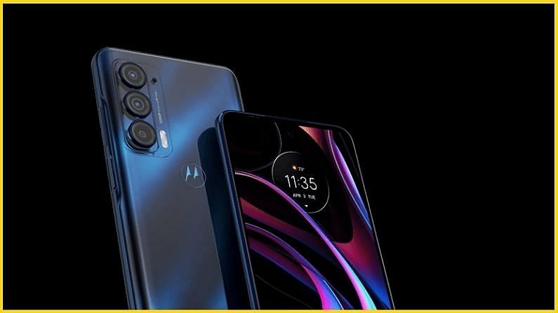 The Motorola Edge 2021 has been launched globally this week.  The Motorola Edge 2021 has a starting price of $ 500, which is approximately Rs 37,000.  Upon completion of the introductory offer, the smartphone will be priced at $ 700, which is approximately Rs 52,000.  Some of the key features of the smartphone include Snapdragon 778G chipset, 8GB RAM and 256GB internal storage, 6.7-inch LCD display, 5,000mAh battery, 30W fast charging support, triple rear camera setup and much more.