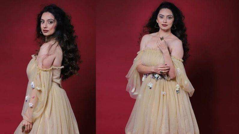 मराठी मनोरंजन विश्वाची लाडकी 'राधा' अर्थात अभिनेत्री श्रुती मराठे (Actress Shruti Marathe) ही मनोरंजन विश्वाबरोबरच सोशल मीडियावरही प्रचंड सक्रिय असते. आता श्रुतीनं काही सुंदर फोटो सोशल मीडियावर शेअर केले आहेत.
