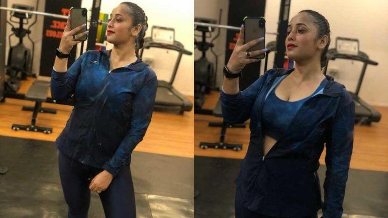 भोजपुरी अभिनेत्री राणी चॅटर्जी तिच्या स्टाईलची जादू चाहत्यांवर दाखवत असते. राणी नेहमीच तिचे फोटो सोशल मीडियावर शेअर करते.