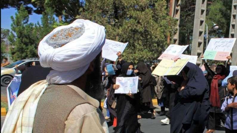 तालिबानविरोधी रोष काबूलमध्ये पहायला मिळतोय, पाकिस्तान मुर्दाबादचे नारेही ऐकायला येतायत