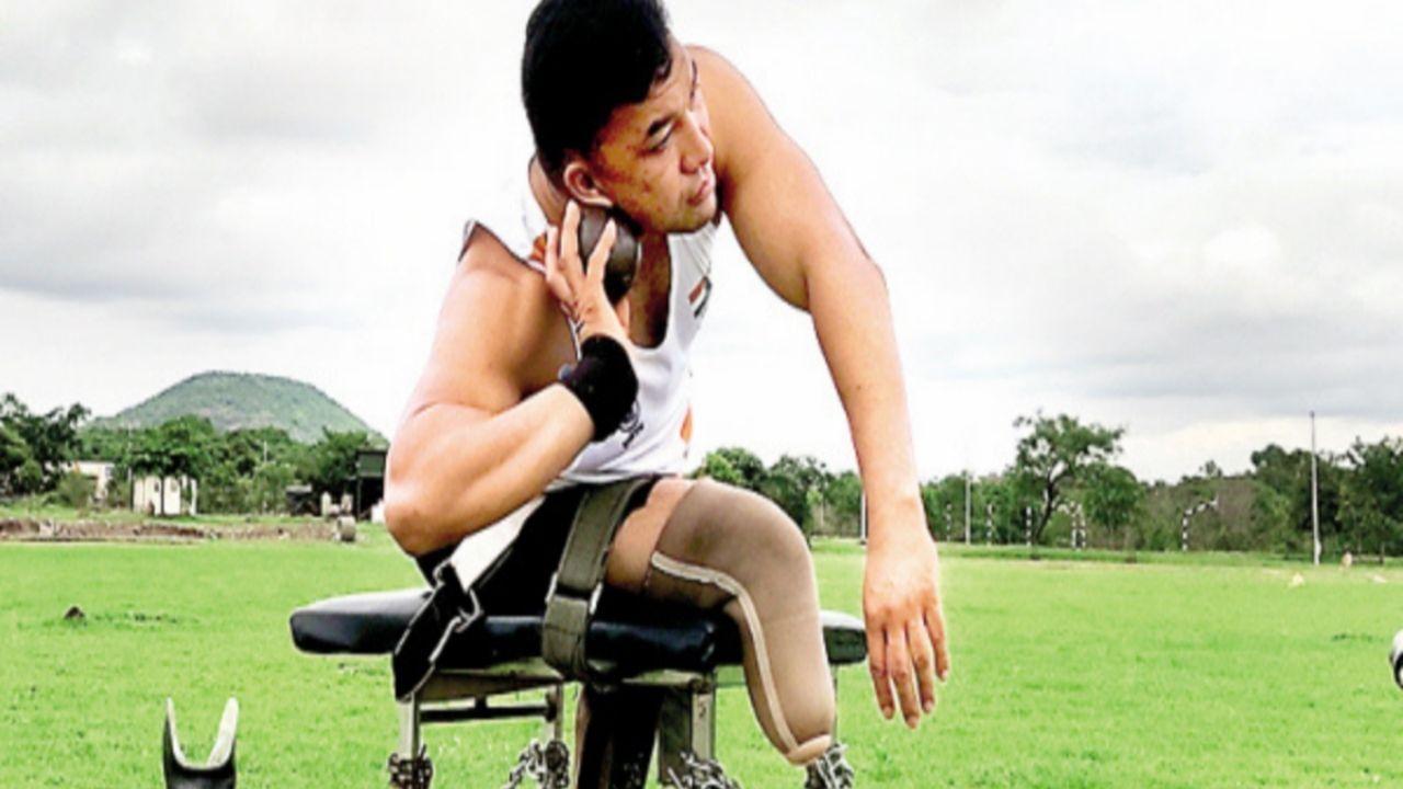 भारताच्या सोनम राणाने टोकिओ पॅरालिंपिकमध्ये पुरुषांच्या शॉटपूट एफ57 इव्हेंटमध्ये चौथा क्रमांक पटकावला. 38 वर्षीय राणाने पहिल्या प्रयत्नातच 13.81 मीटरचा थ्रो केला. हीच त्याची सर्वोत्कृष्ट कामगिरी राहिली.