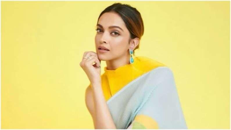 Deepika Padukon : दीपिका पादुकोणच्या सौंदर्याची जादू, क्लासी अंदाजात लावणार केबीसीच्या सेटवर हजेरी