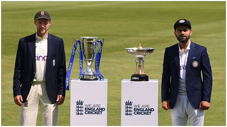 भारत विरुद्ध इंग्लंड (India vs England) यांच्यातील कसोटी मालिका अगदी रंगतदार स्थितीत आली आहे. भारत या मालिकेत अद्याप विजयी झाला नसला तरी भारताला मालिका पराभूत करणेही इंग्लंडला आता शक्य नाही. पाच कसोटी सामन्यांमध्ये चार सामन्यानंतर भारत 2-1 च्या आघाडीवर असल्याने अखेरचा सामना जिंकताच भारत मालिका जिंकेल. दुसरीकडे इंग्लंड जिंकल्यास मालिका अनिर्णीत राहिल, तसेच सामना अनिर्णीत झाल्यासही भारतच मालिका जिंकेल. त्यामुळे भारतासाठी ही मालिका चांगली ठरली आहे. मात्र पाचव्या सामन्यात विजयच मिळवायचा असल्याने भारत संपूर्ण तयारी करत आहे. बीसीसीआयने देखील खेळाडूचे सराव करतानाचे  फोटो शेअर केल आहेत.