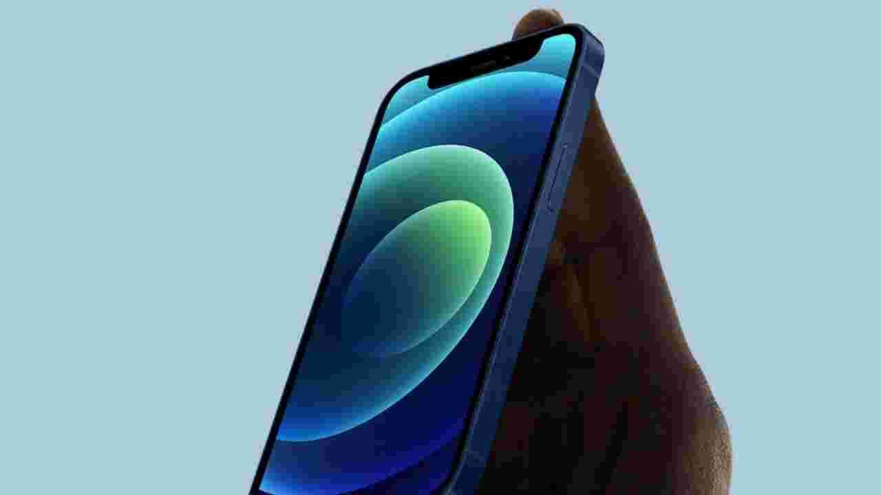 मूलतः, iPhone 12 ची किंमत 64GB अंतर्गत स्टोरेज असलेल्या बेस मॉडेलसाठी 79900 रुपयांपासून सुरू होते. 128GB स्टोरेज आणि 256GB स्टोरेज असलेल्या iPhone 12 च्या इतर दोन मॉडेल्सची किंमत अनुक्रमे 84,900 आणि 94,900 रुपये आहे. या किंमती अॅपल ऑनलाइन इंडिया स्टोअरमध्ये सूचीबद्ध आहेत.