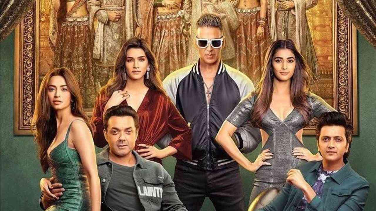 अक्षय कुमारचा चित्रपट 'हाऊसफुल 4' 2019मध्ये रिलीज झाला होता. हा चित्रपट प्रेक्षकांना खूप आवडला. या चित्रपटाची गाणी देखील मोठ्या प्रमाणात हिट झाली होती. या चित्रपटानं बॉक्स ऑफिसवर सुमारे 194.60 कोटींचा व्यवसाय केला.