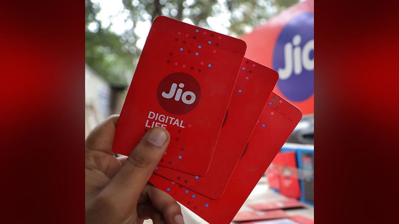 Order now at home Jio SIM card, will get home delivery from the company