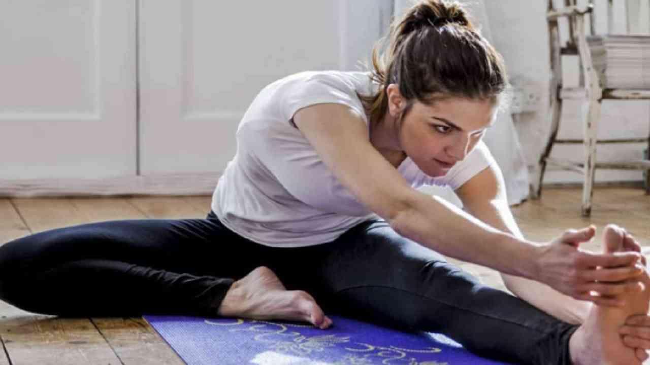 जर तुम्हाला जिने चढणे आणि चालणे आवडत नसेल तर तुम्ही काही सोपे स्ट्रेचिंग व्यायाम करू शकता. आर्म स्ट्रेचपासून लेग स्ट्रेचपर्यंत, तुम्ही काहीही करू शकता जेणेकरून तुम्हाला असे वाटेल की तुमचे शरीर सूर्यनमस्कार करण्यासाठी पूर्णपणे तयार आहे.