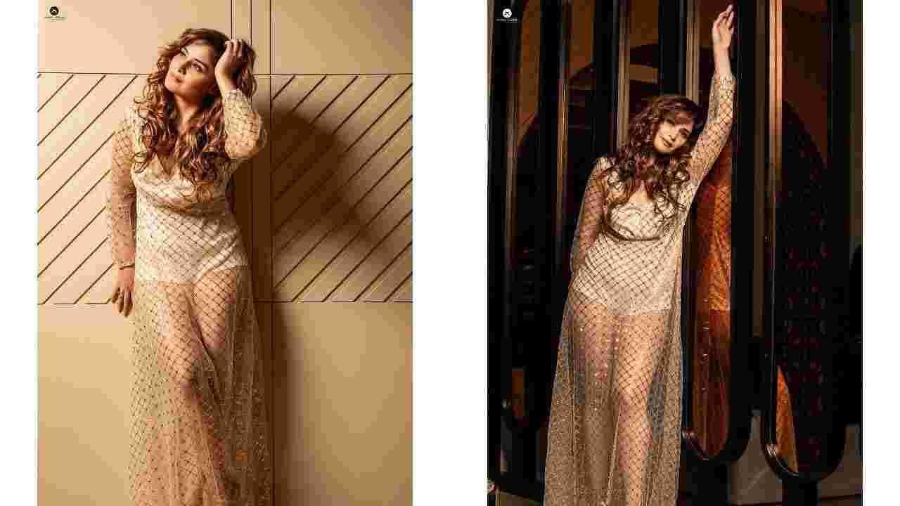 प्रसिद्ध टीव्ही अभिनेत्री, बिग बॉस फेम आरती सिंह सोशल मीडियावर खूप सक्रिय असते.