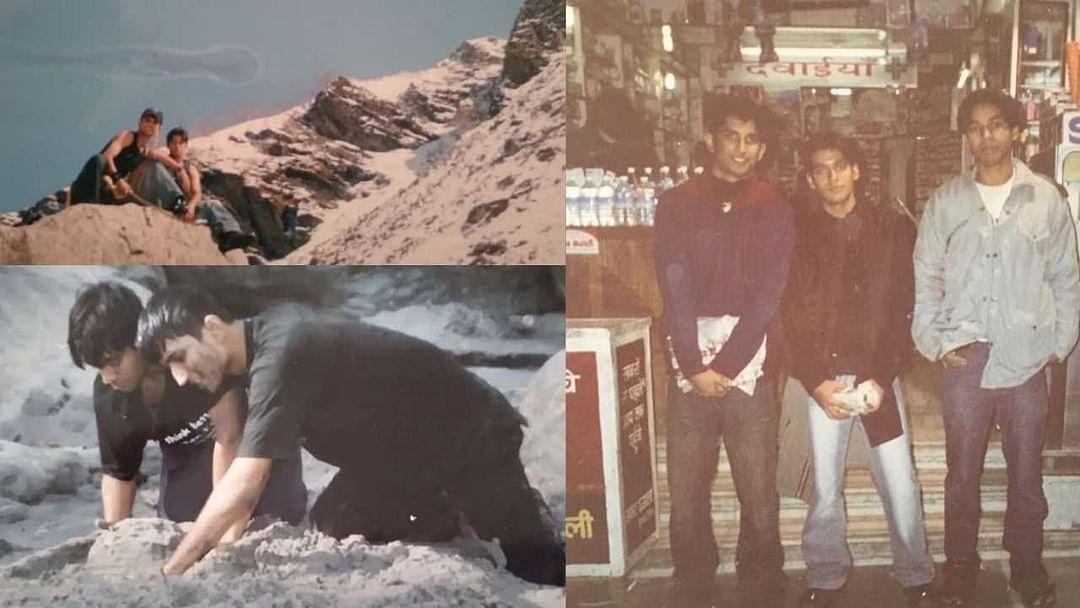 सुशांत सिंह राजपूतचे हे जुने फोटो त्याचा मित्र वरूण कुमारने सोशल मीडियावर शेअर केली आहेत.