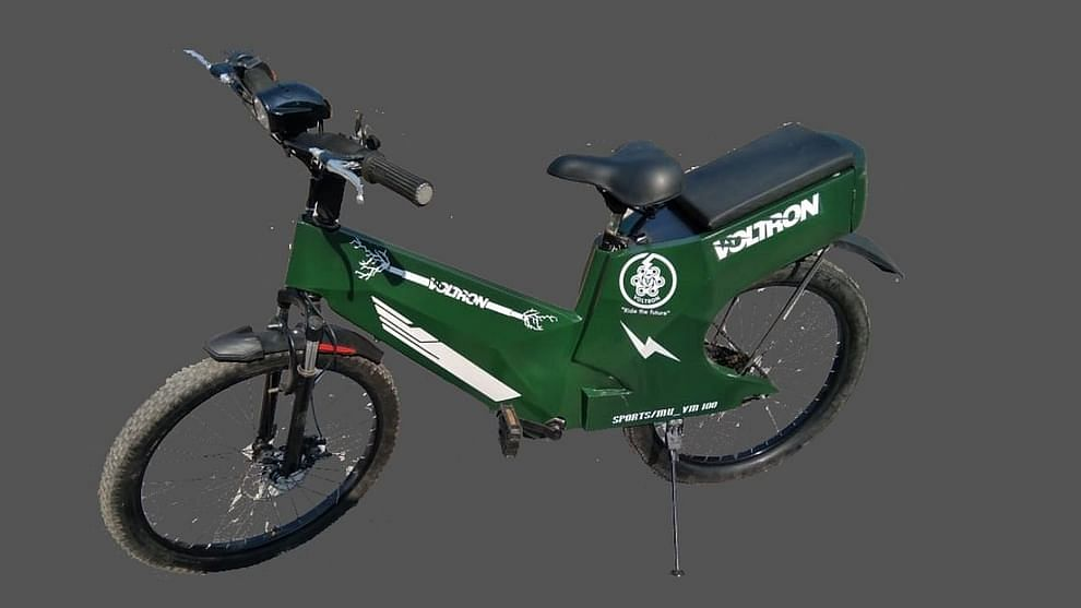 कंपनीचा दावा आहे की हिल रायडिंग, सिटी रायडिंग आणि ऑफ रोड रायडिंगसाठी ही सायकल उत्तम पर्याय आहे. या ई-बाईकची किंमत 40,000 रुपये इतकी आहे.