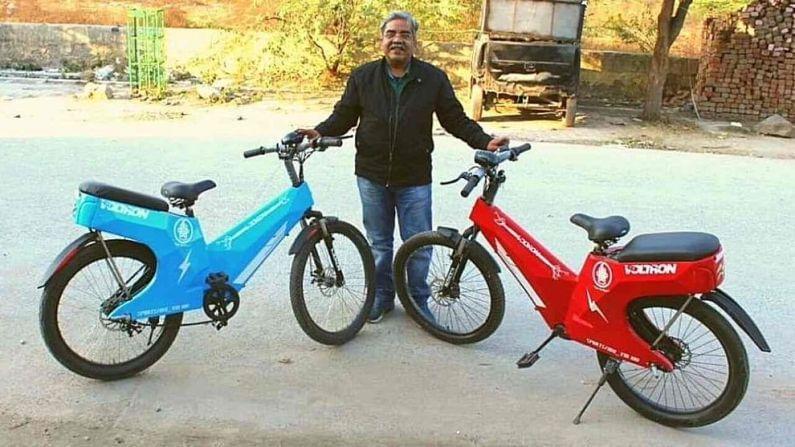 व्होल्ट्रॉन इलेक्ट्रिक सायकल सिंगल चार्जवर 75 किमी ते 100 किमी पर्यंत धावते आणि या सायकलचं टॉप टॉप स्पीड 25 किमी प्रतितास इतकं आहे. ही सायकल लिथियम फॉस्फेट बॅटरी, मिड-ड्राइव्ह मोटरसह सुसज्ज आहे आणि यावर एक पिलर रायडरदेखील अॅडजस्ट होऊ शकतो.