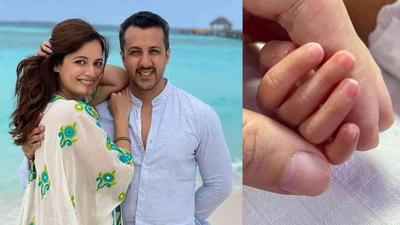 फोटोसोबतच तिने एक भावनिक नोट देखील लिहिली. दिया मिर्झाच्या मुलाचा जन्म याच वर्षी 14 मे रोजी झाला होता.
