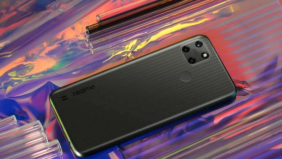 50MP camera, 5000 mAh battery, Realme C25Y smartphone launched for just Rs 10,999