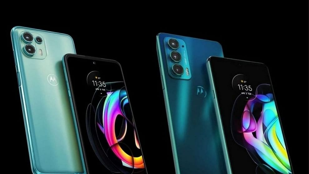 Moto Edge Fusion 20 - The teaser page of Flipkart has revealed that the Moto Edge Fusion 20 will be available for Rs 19,999 during the Flipkart Big Billion Days Sale.  The launch price of the base variant of the Moto Edge Fusion 20 is Rs 21,499.  A discount of Rs 1,500 is offered during the Flipkart sale, in which you will also get a bank discount.