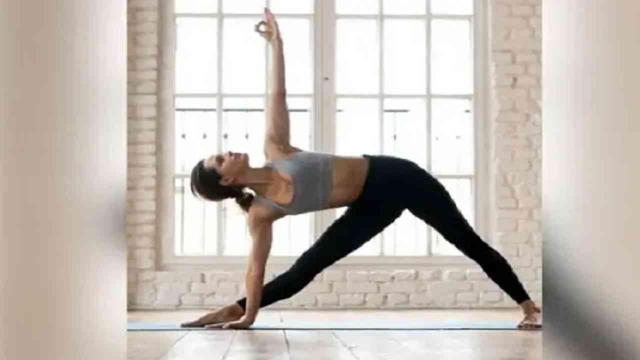त्रिकोणासन केल्याने रोगप्रतिकारक शक्ती बळकट होते आणि लँग्सची क्षमताही वाढते. हे आसन केल्याने आपल्याला श्वास घेण्यास त्रास होत नाही.