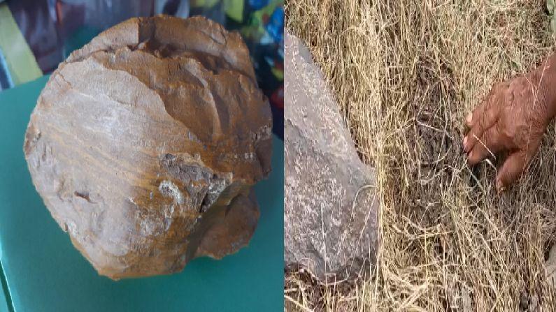 हा उल्कापात आहे की इतर वस्तू याची चर्चा होत असून हा दगड महसूल विभागाने ताब्यात घेतला आहे. हा दगड भूजल सर्वेक्षण विभाग यांच्याकडे तपासणीसाठी पाठविला आहे.